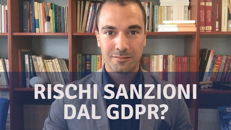"""Che Cos'è il GDPR e """"Come Tutelarsi"""" dalle Sanzioni con una Polizza Cyber?"""